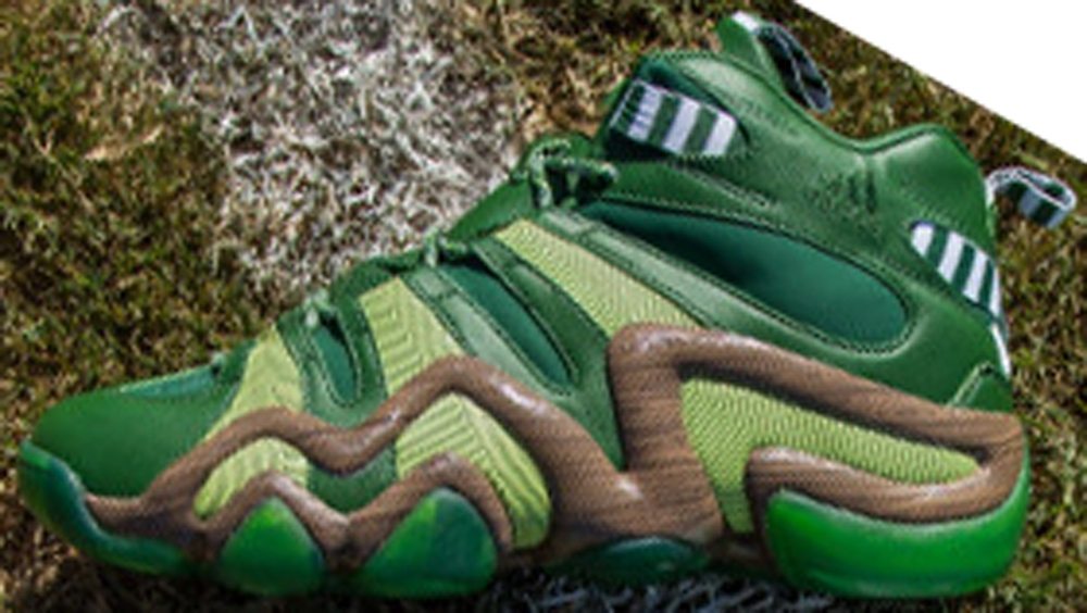 adidas Crazy 8 Green/Brown-Lime