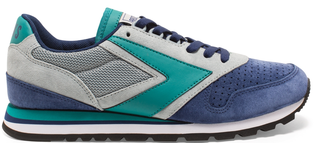 Brooks Chariot Blue Depths/Quarry-Teal