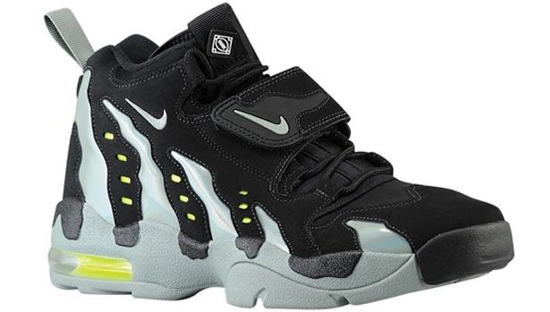 Nike Air DT Max '96 Black/Mica Green-Volt