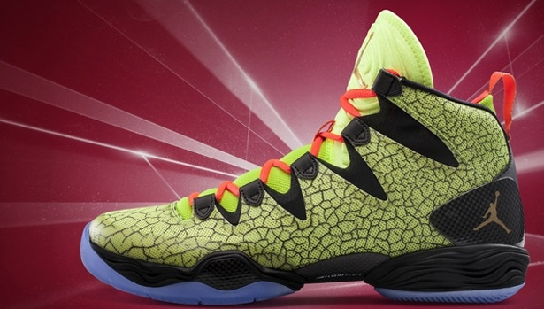 Air Jordan XX8 SE Volt Ice/Metallic Gold-Black-Infrared 23