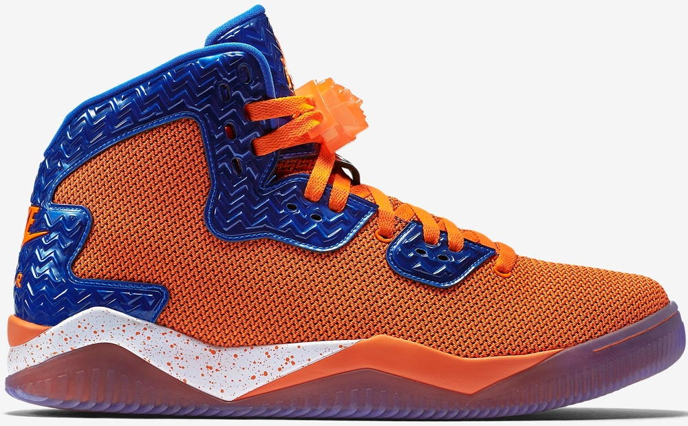 Air Jordan Spike Forty PE Total Orange/Game Royal