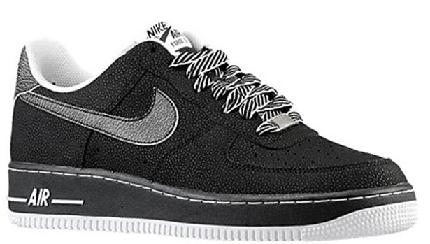 Nike Air Force 1 Low Black/White