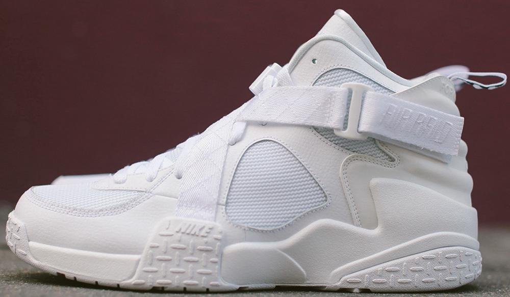 Nike Air Raid White/White