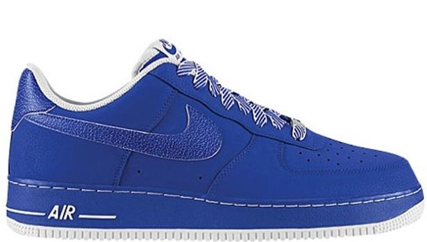 Nike Air Force 1 Low Game Royal/White