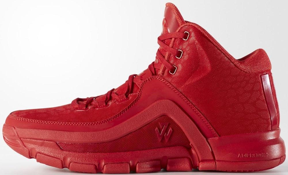 adidas J Wall 2 Scarlet