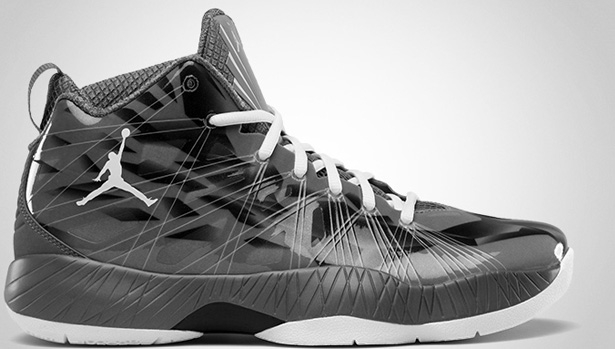 Air Jordan 2012 Lite Stealth/Anthracite-White