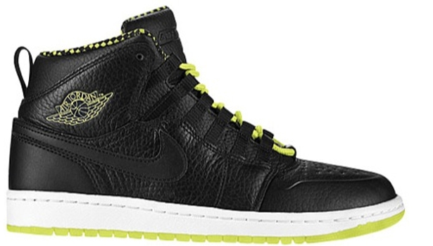 Air Jordan 1 Retro '94 Black/Venom Green-Black