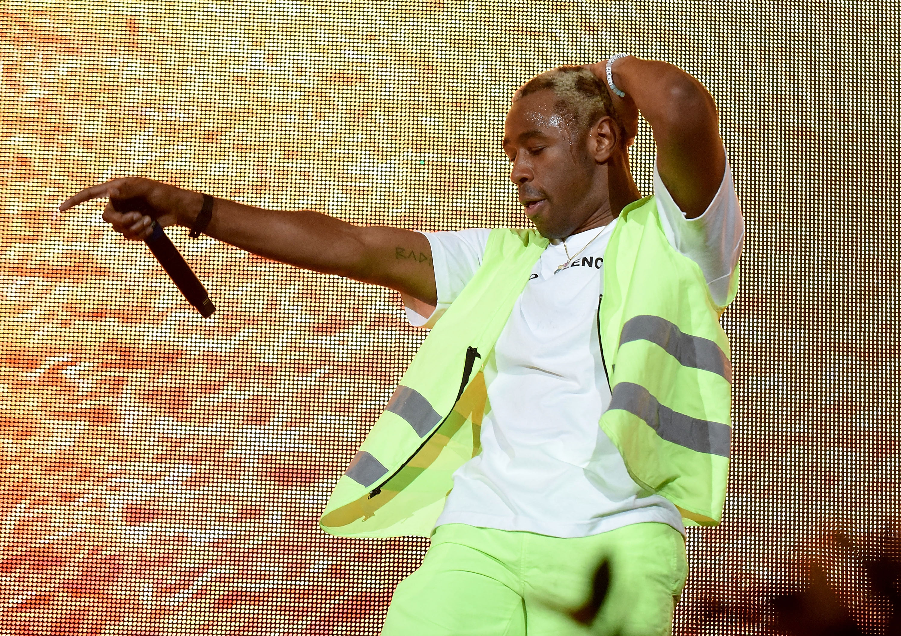 """Tyler, The Creator Drops """"A Random Song"""" He Recorded on the 'Flower Boy' Tour"""