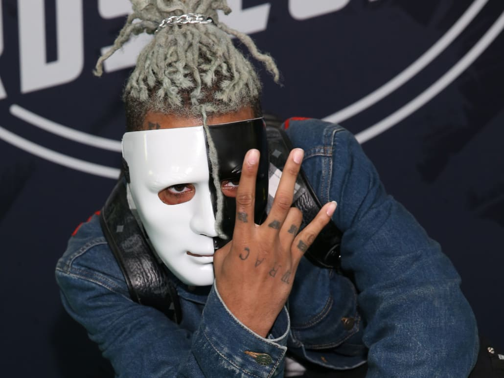 XXXTentacion Charged with 7 New Felonies; Sent To Jail