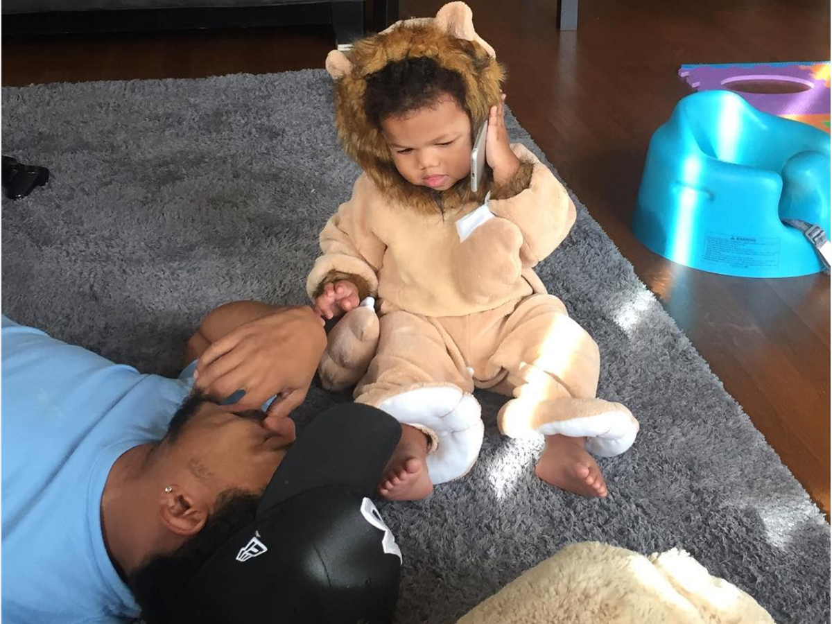 Chance The Rapper And Kinsley