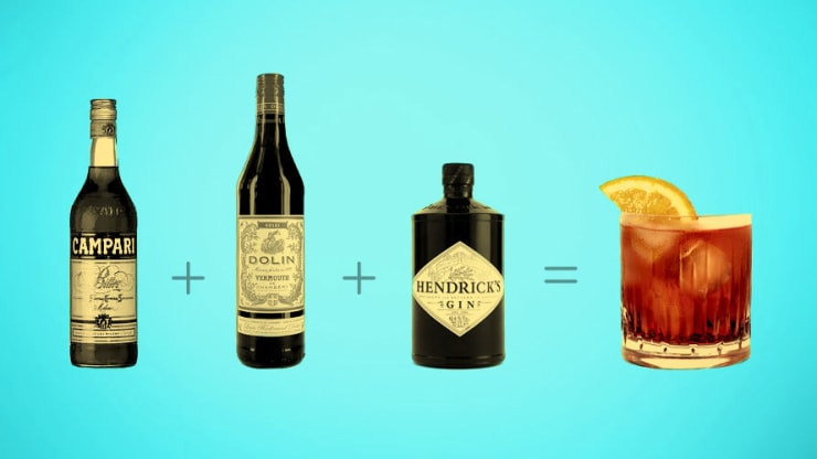 How To Make Classic Cocktails | First We Feast