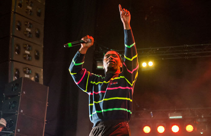 Facebook Says It Suspended Lil B For Violating