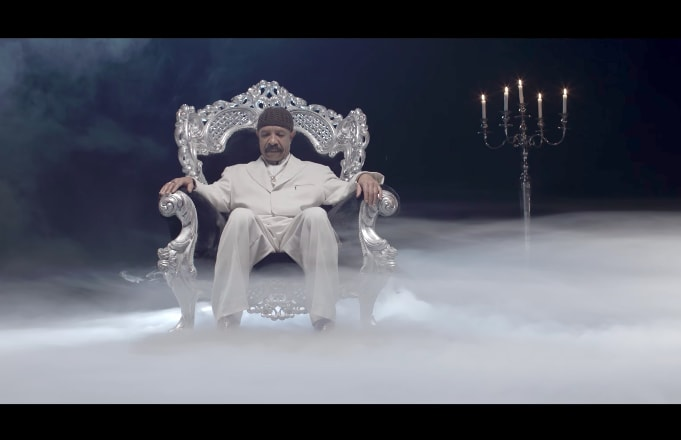 Drake's dad Dennis just released a 'Kinda Crazy' new music video