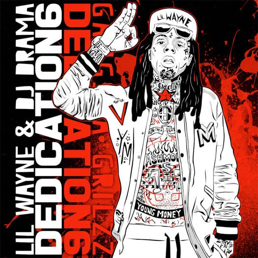 Lil Wayne Unleashes 'Dedication 6′ Mixtape