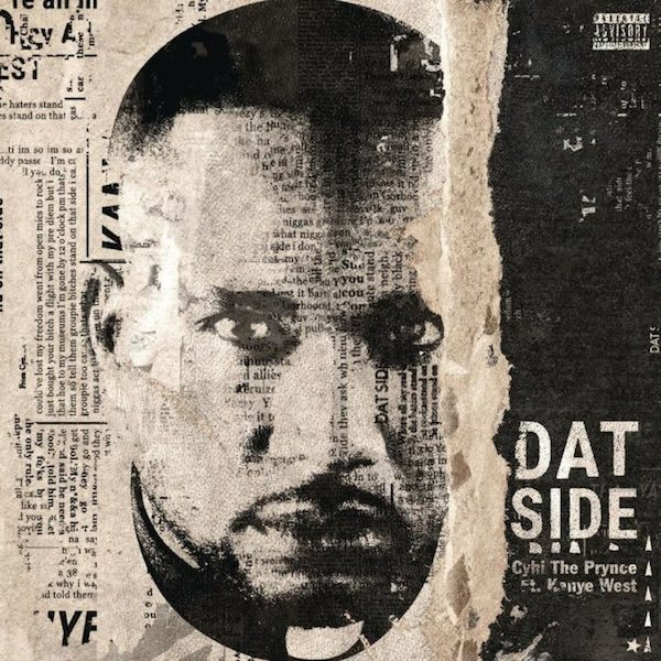 Kanye West Collaborates with CyHi the Prynce for 'Dat Side'