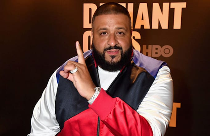 DJ Khaled's 'Grateful' Debuts At No. 1 On Billboard 200 Chart