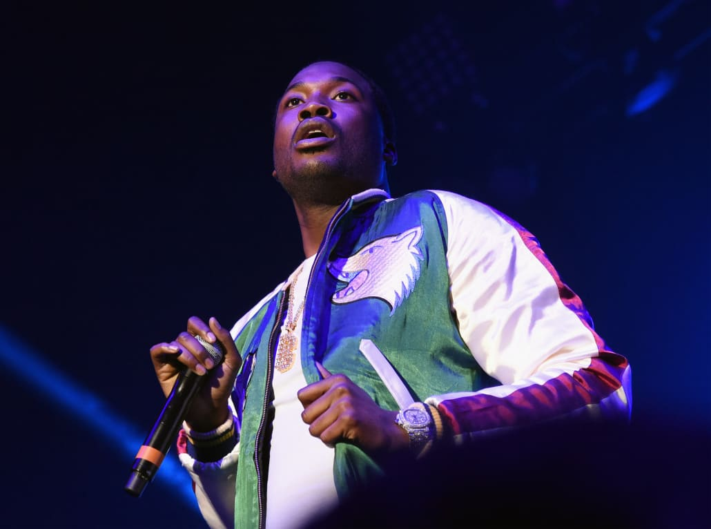 Stream Meek Mill's New Project 'Meekend Music'