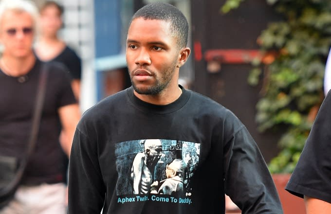 Frank Ocean Responds to Father's $14M Lawsuit Against Him