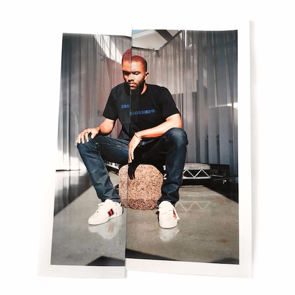 Frank Ocean Drops New Song,