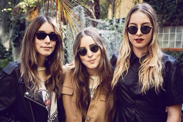 New music from Haim is