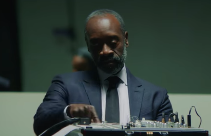 Don Cheadle: 'Working with Kendrick Lamar was intimidating'