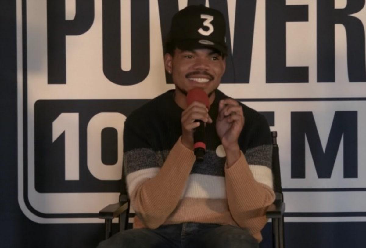 Chance The Rapper Tour Los Angeles