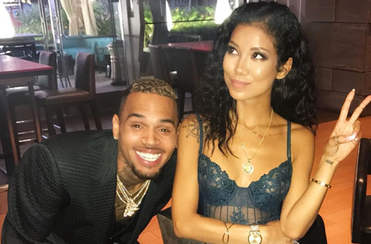 Jhen Aiko And Chris Brown Link Up On Hello Ego Dont Stop