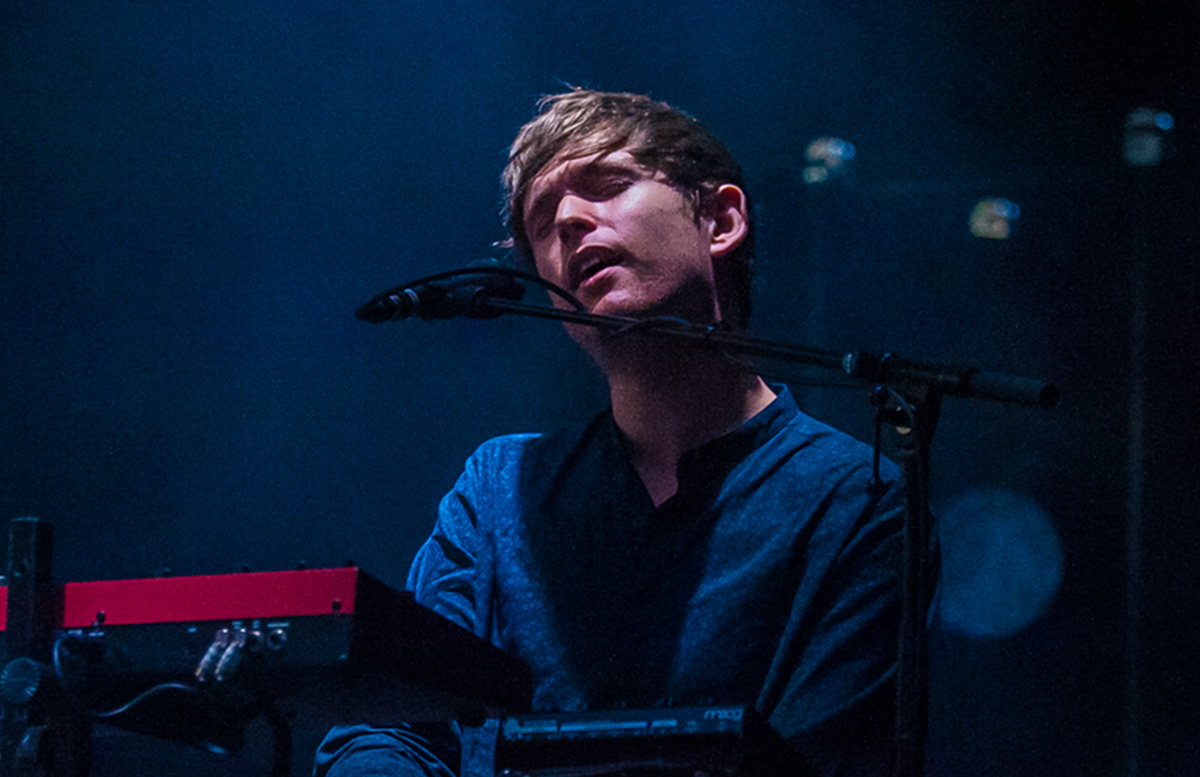 """James Blake Shares Gorgeous New Song """"Don't Miss It"""""""