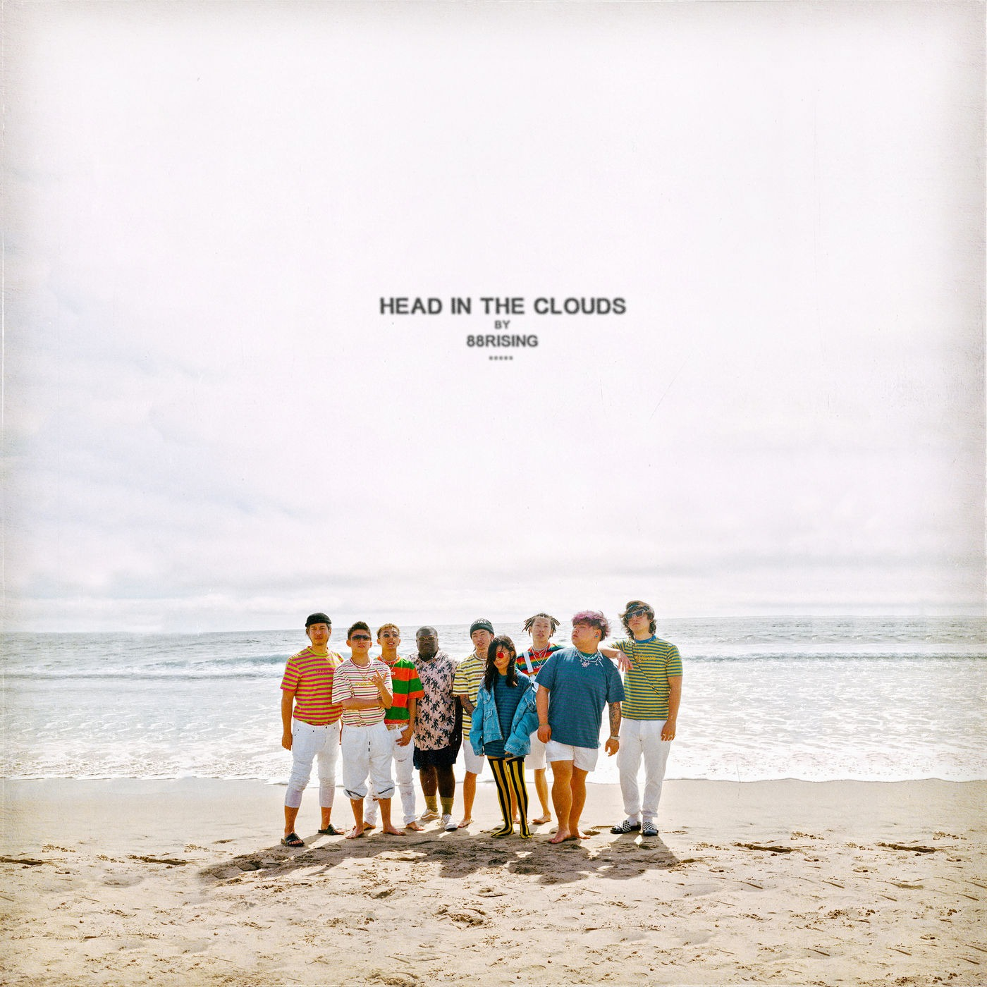 88rising's Crew Album 'Head In The Clouds' Is Here